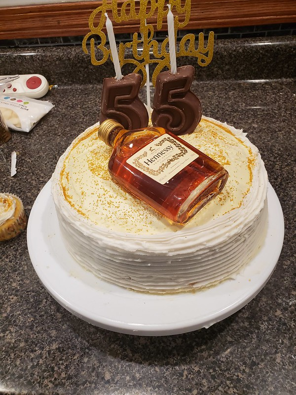 Cake by Nia Hudson
