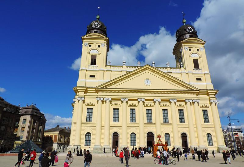 Reformed Great Church of Debrecen, Hungary