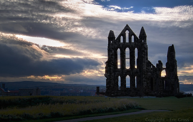 Whitby Abbey - Northern England