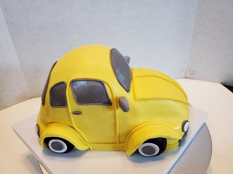 Car Cake by April Estrada