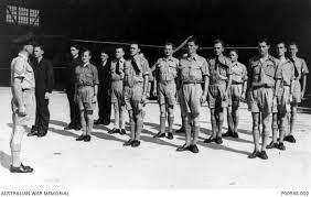 William Vyner Duckett WHITE DFC (groepsfoto, (c) Virtual War Memorial Australia
