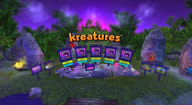 Kreatures Sim Pre-Orders