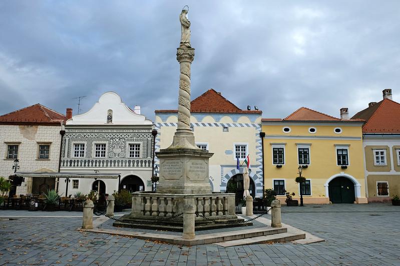 Jurisics Square, Kőszeg, Hungary