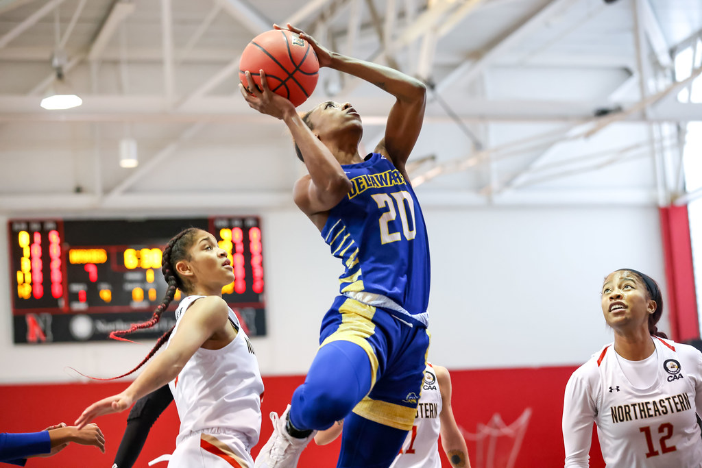Blue Hens sweep Northeastern in impromptu series to open conference schedule