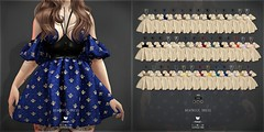 Beatrice Dress - Collabor88