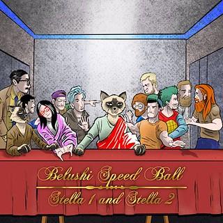 E.P. Review: Belushi Speed Ball - Stella 1 and Stella 2