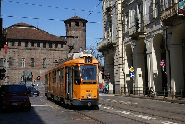 2013-04-13, Torino, Piazza Castello