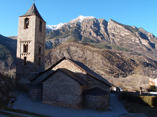 Iglesia de San Juan de Bohí