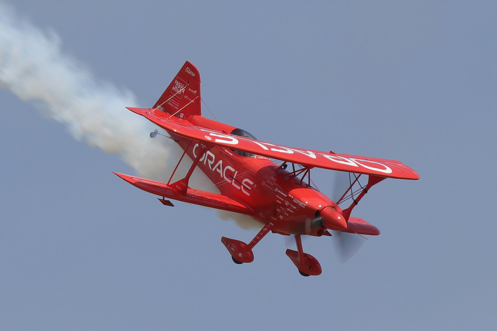 N260HP - ASU Challenger III - KADW 10th May 2019.