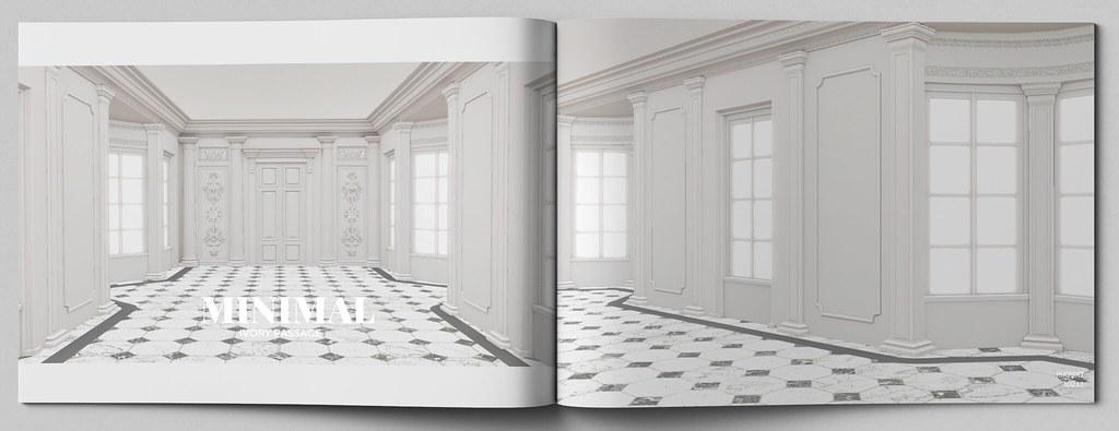 MINIMAL – Ivory Passage