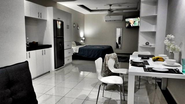 Carpe Diem Hotel Room