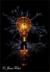 Sparkler lightbulb 2