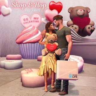 2021 Valentine's Shop & Hop