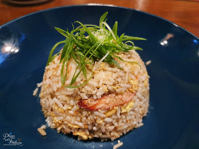 kebun mimpi gita bayu prawn fried rice
