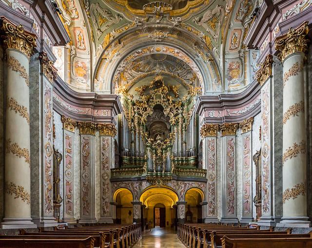 Österreich / Austria: Herzogenburg