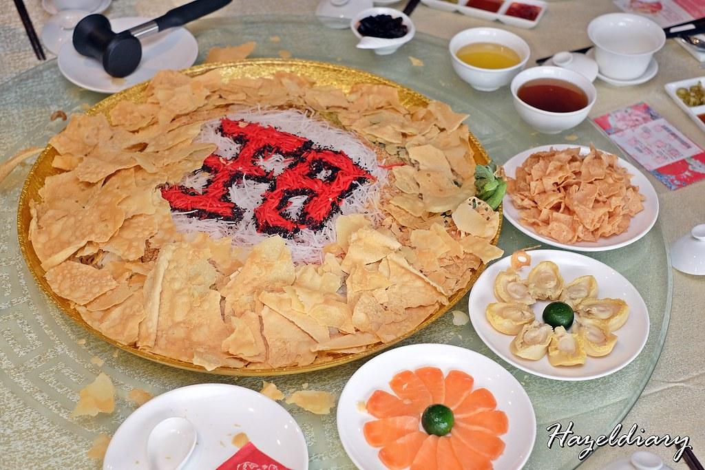 Peach Garden-Heng Heng Million Dollar Yu Sheng-1