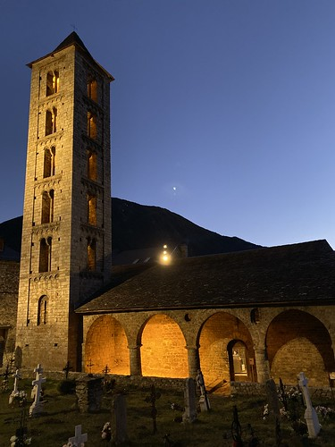 Iglesias Románicas del Valle de Bohí