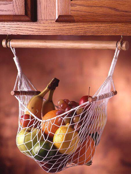 Cestas colgantes y hamacas de malla el viaje del caracol