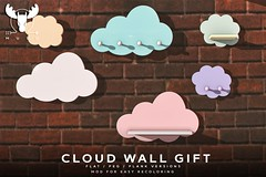 -MUSU- Cloud Wall Group Gift