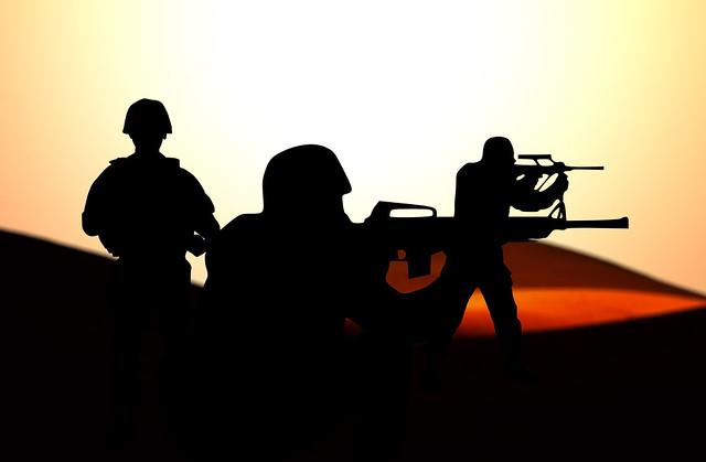Soldiers War Shoot Rifle Kill Edit 2021