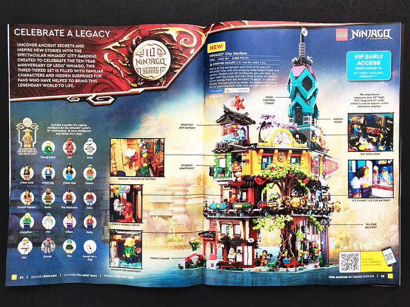 LEGO Ninjago City Gardens (71741)