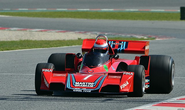 Brabham BT 45 / Martini Racing