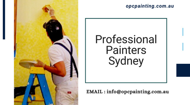 Commendable Professional Painters in Sydney