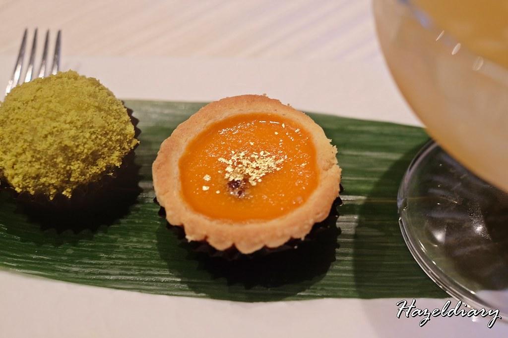 Wan Hao Chinese Restaurant Marriott- Nian Gao Tart-1
