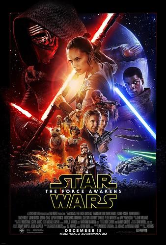 星球大战7:原力觉醒 Star Wars: Episode VII - The Force Awakens (2015)