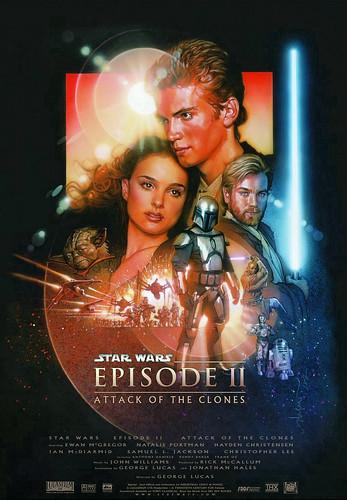 星球大战前传2:克隆人的进攻 Star Wars: Episode II - Attack of the Clones (2002)