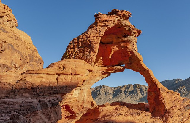 *Valley of Fire @ Pagoda Arch*
