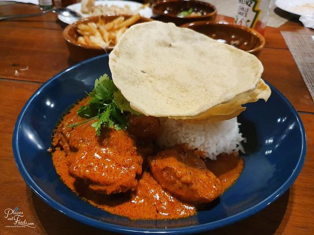 kebun mimpi gita bayu curry chicken rice