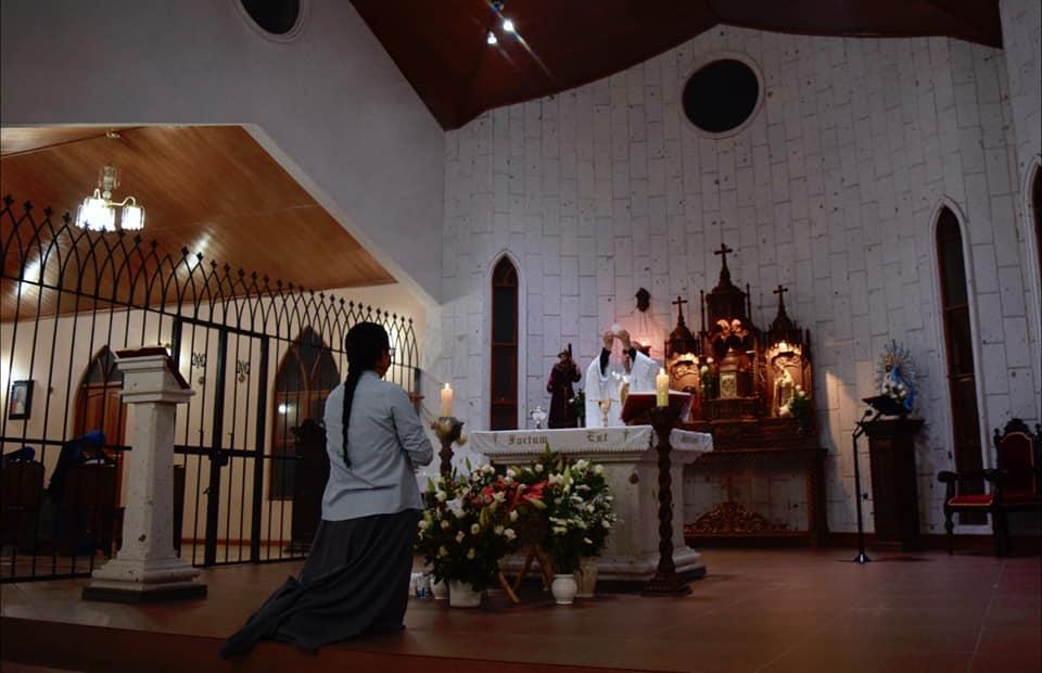 Perú: Fin de año en el Monasterio