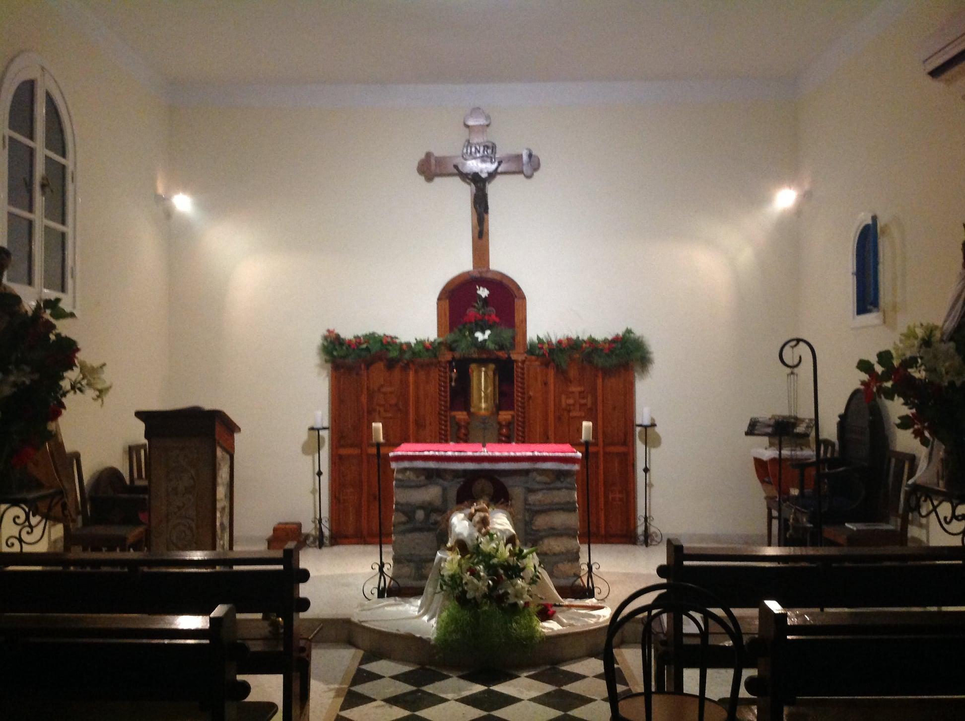 Túnez: Navidad en el Monasterio Beato Charles de Foucald