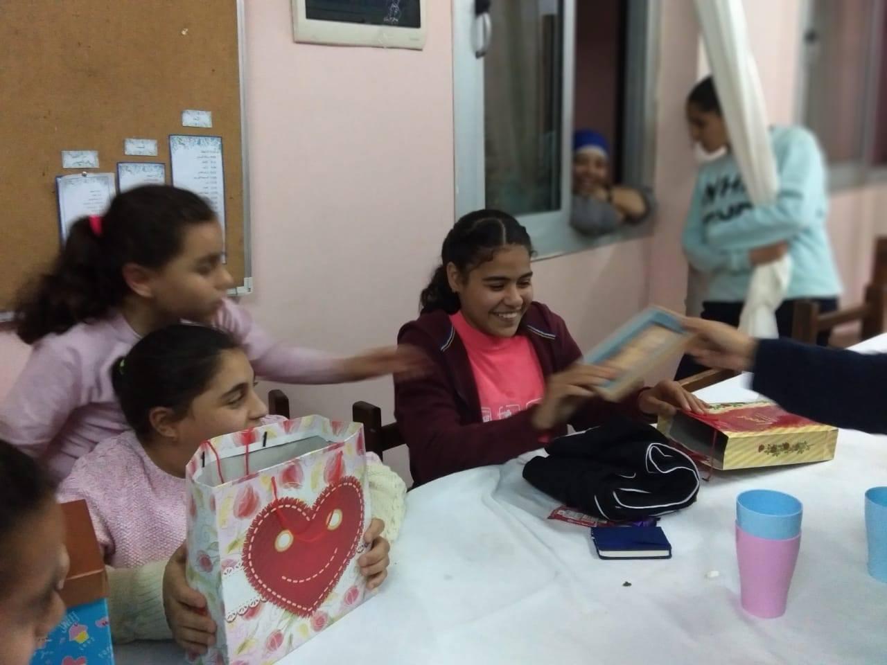 Egipto: Cumpleaños en el Hogar, El Cairo