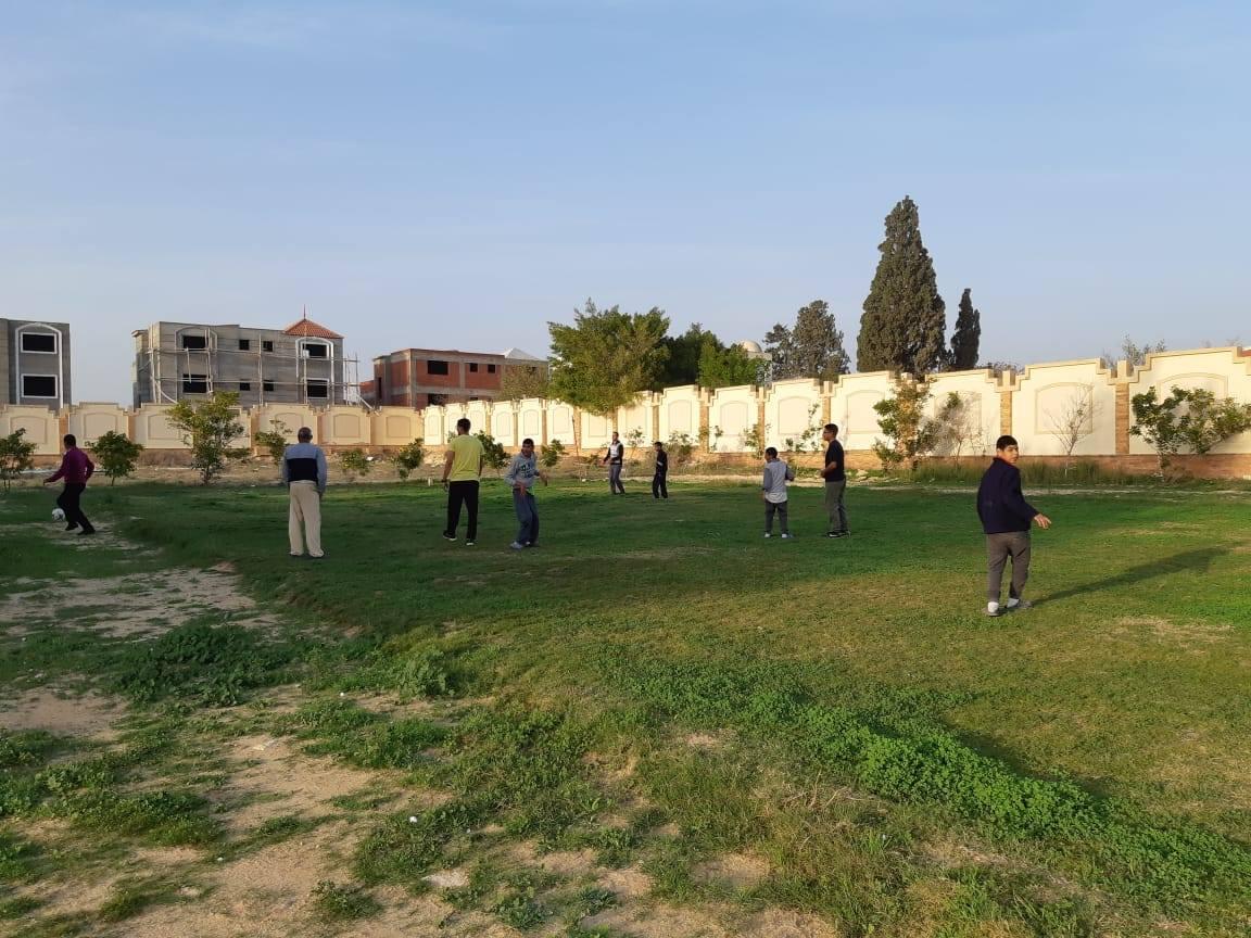 Egipto: Deporte en el Hogar