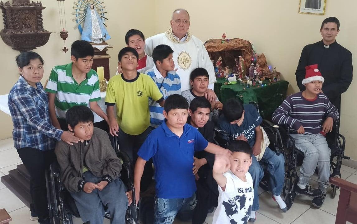 Perú: Epifanía en el Hogar San Anibal di Francia