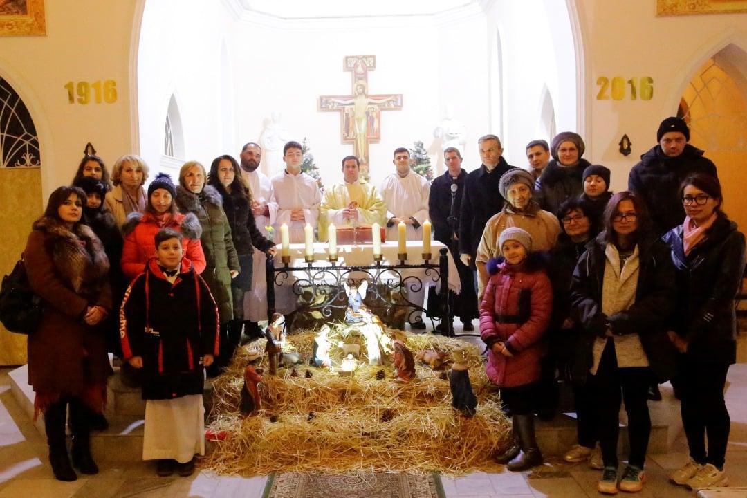 Uzbekistán: Festejos de Navidad