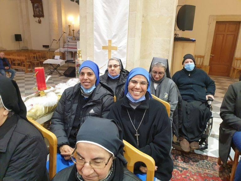 Siria: Reunión de Religiosos