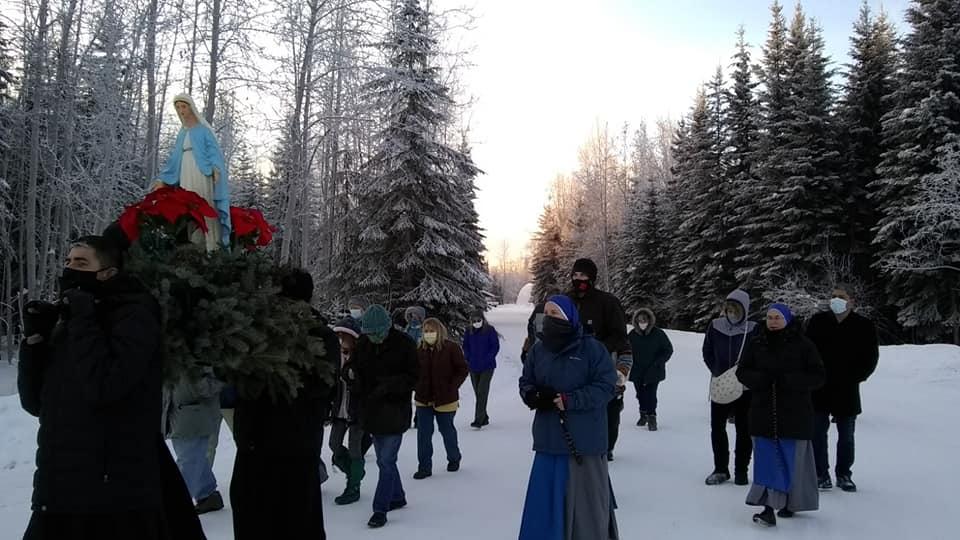 EEUU: Misión Popular en Alaska