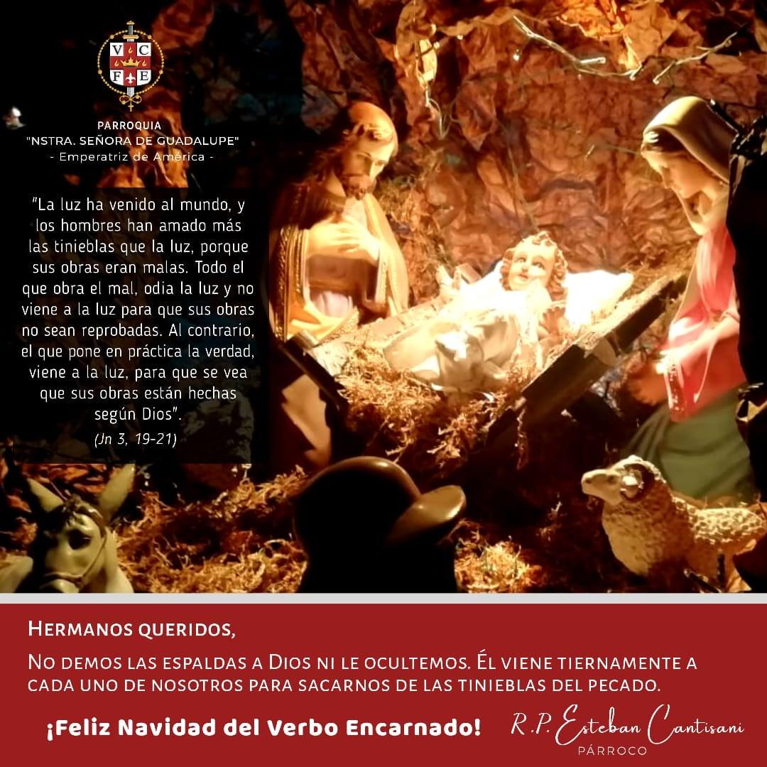 Perú: Parroquia Nuestra Señora de Guadalupe