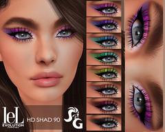 LeL Evo HD Shadow 90 @ Ebento