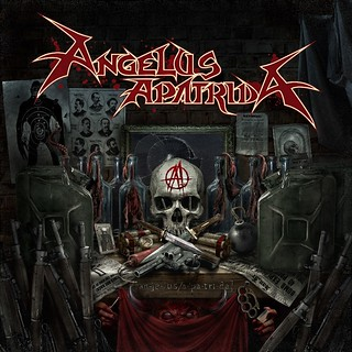 Album Review: Angelus Apatrid - Angelus Apatrida