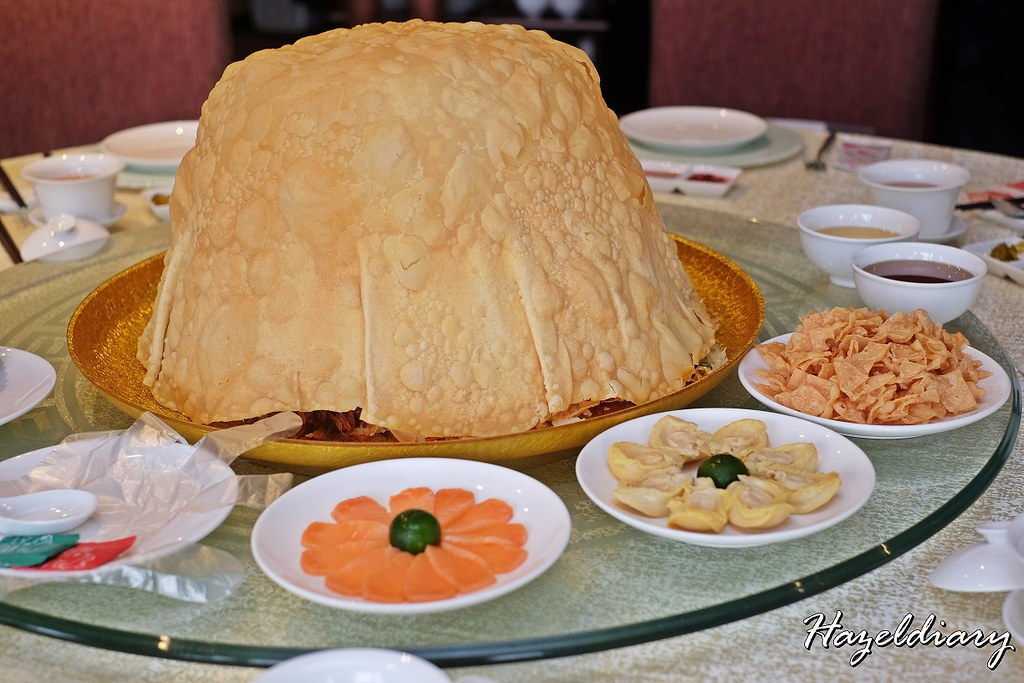 Peach Garden-Heng Heng Million Dollar Yu Sheng