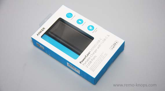 Anker PowerCore+ 20100 USB-C Powerbank 8352