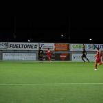 Fraser Team (14) drills in the opening goal