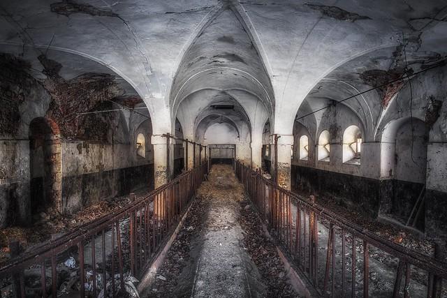 verlassenes Rittergut