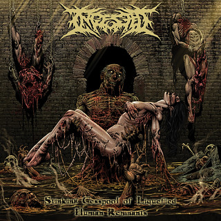 E.P. Review: Ingested - Stinking Cesspool of Liquefied Human Remnants