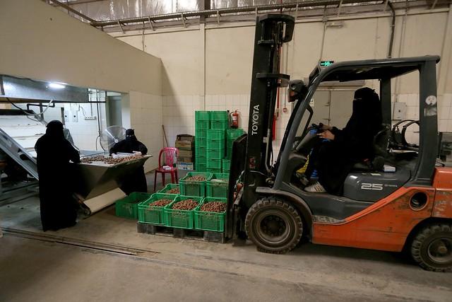5881 Meet the Saudi women running a date factory 01