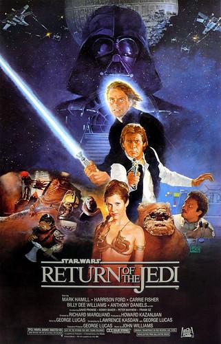 星球大战3:绝地归来 Star Wars: Episode VI - Return of the Jedi (1983)